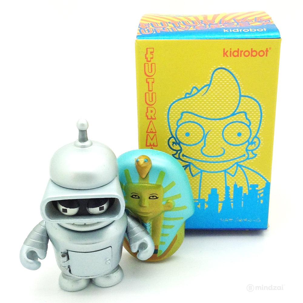 Futurama Universe X Blind Box Mini Series by Kidrobot - Bender