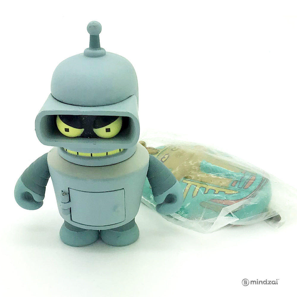 Kidrobot x Futurama Mini Series 1 - Bender