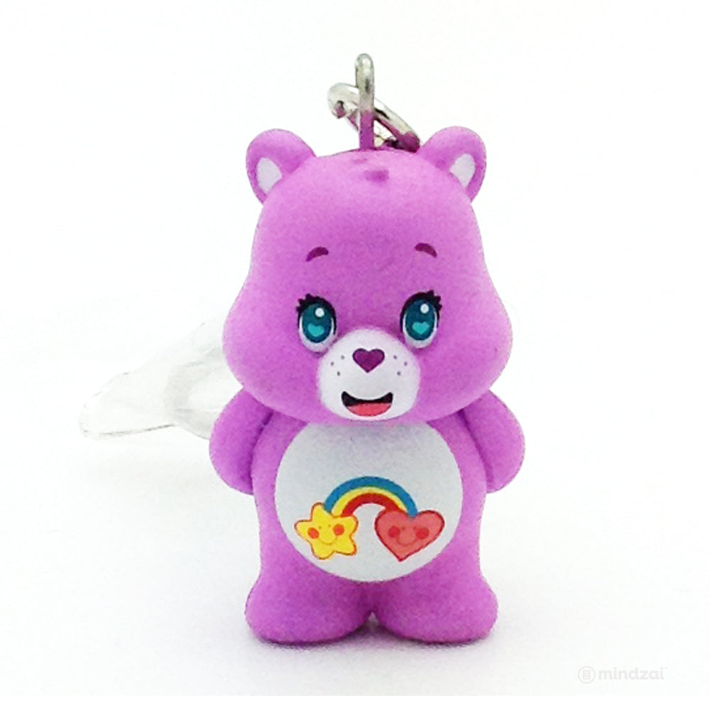 Care Bears Vinyl Keychain Blind Box Series 2 by Kidrobot - Best Friend Bear