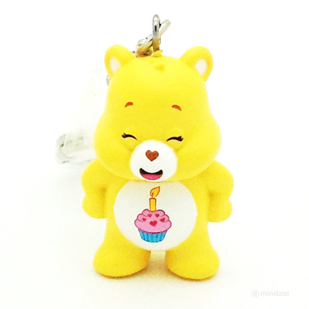 Care Bears Vinyl Keychain Blind Box Series 2 by Kidrobot - Birthday Bear