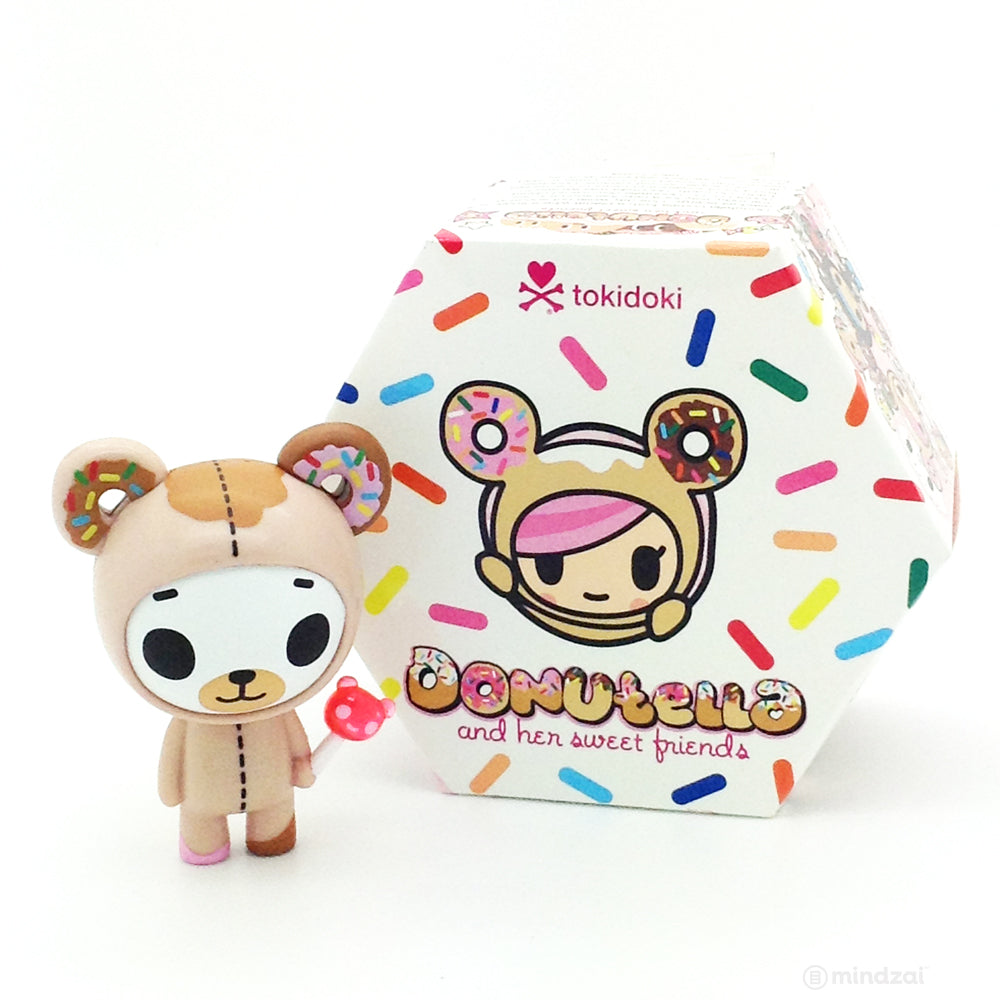 Donutella And Her Sweet Friends Blind Box Mini Figures - Biscotti