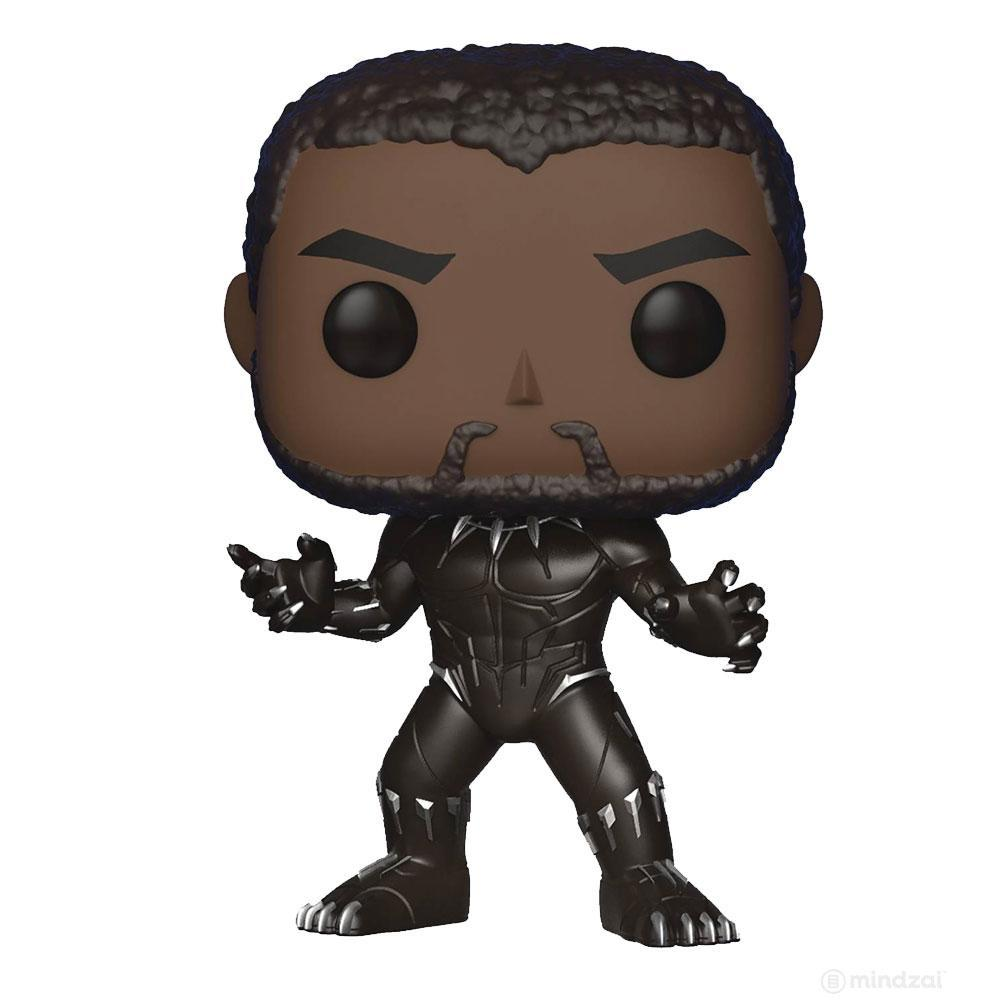Black Panther Black Panther POP! Vinyl Figure by Funko