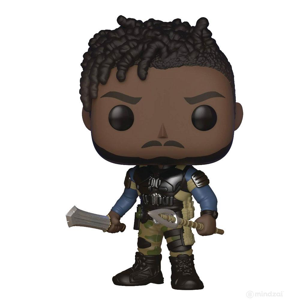 Black Panther Erik Killmonger POP! Vinyl Figure by Funko