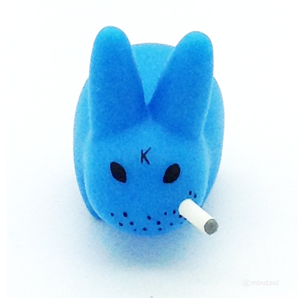 Smorkin' Labbits Series: Now With Fried Chicken! - Blue Labbit