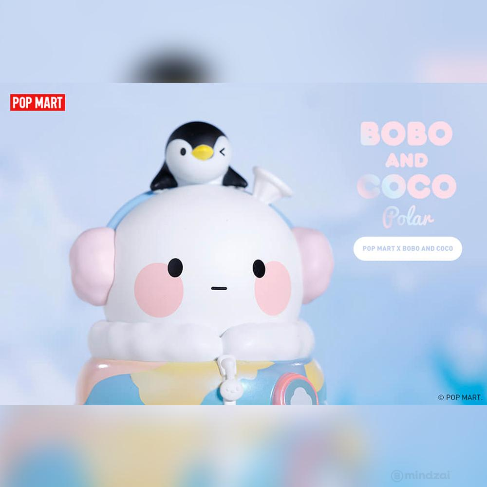 Bobo and Coco Polar Art Toy Figure by POP MART