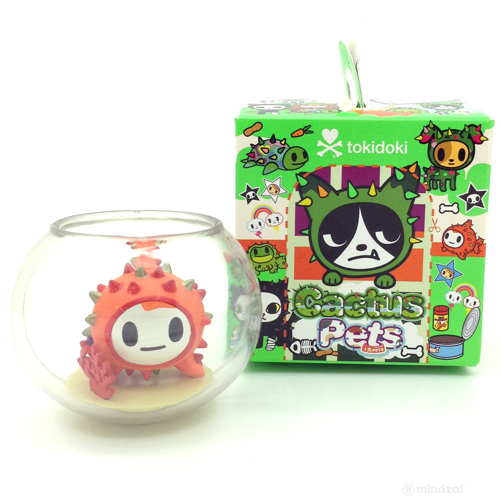 Cactus Pets Blind Box Series by Tokidoki - Bubbles (Chase)