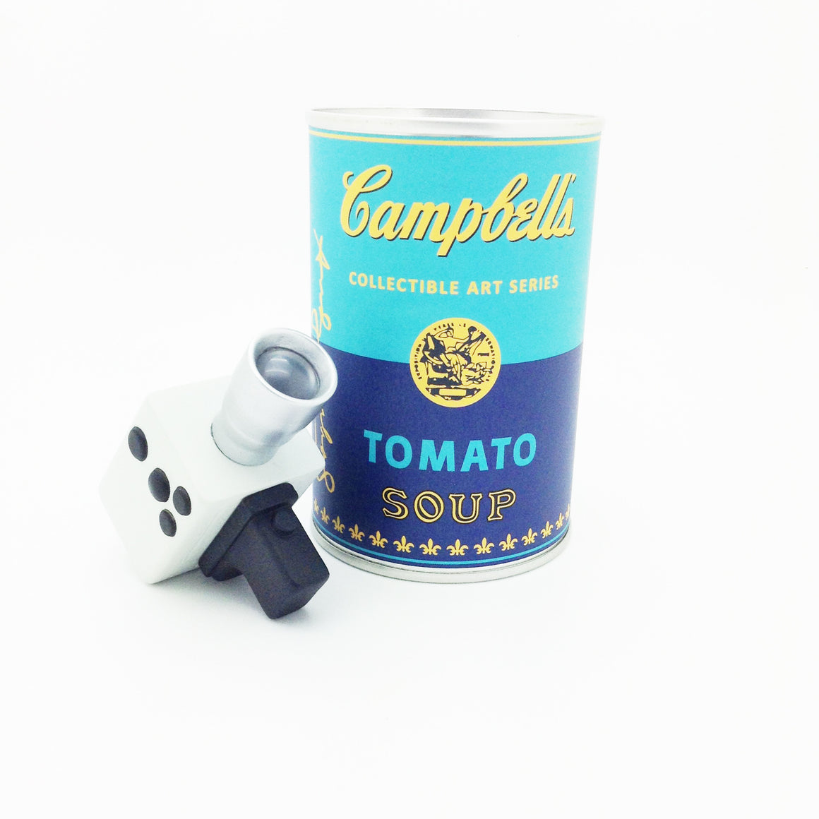 Andy Warhol Soup Can Minis Blind Box - Vinyl Camcorder