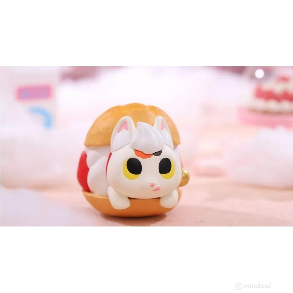 CanNeko Friends Sweet Series Blind Box Toy Series by Konatsu x POP MART
