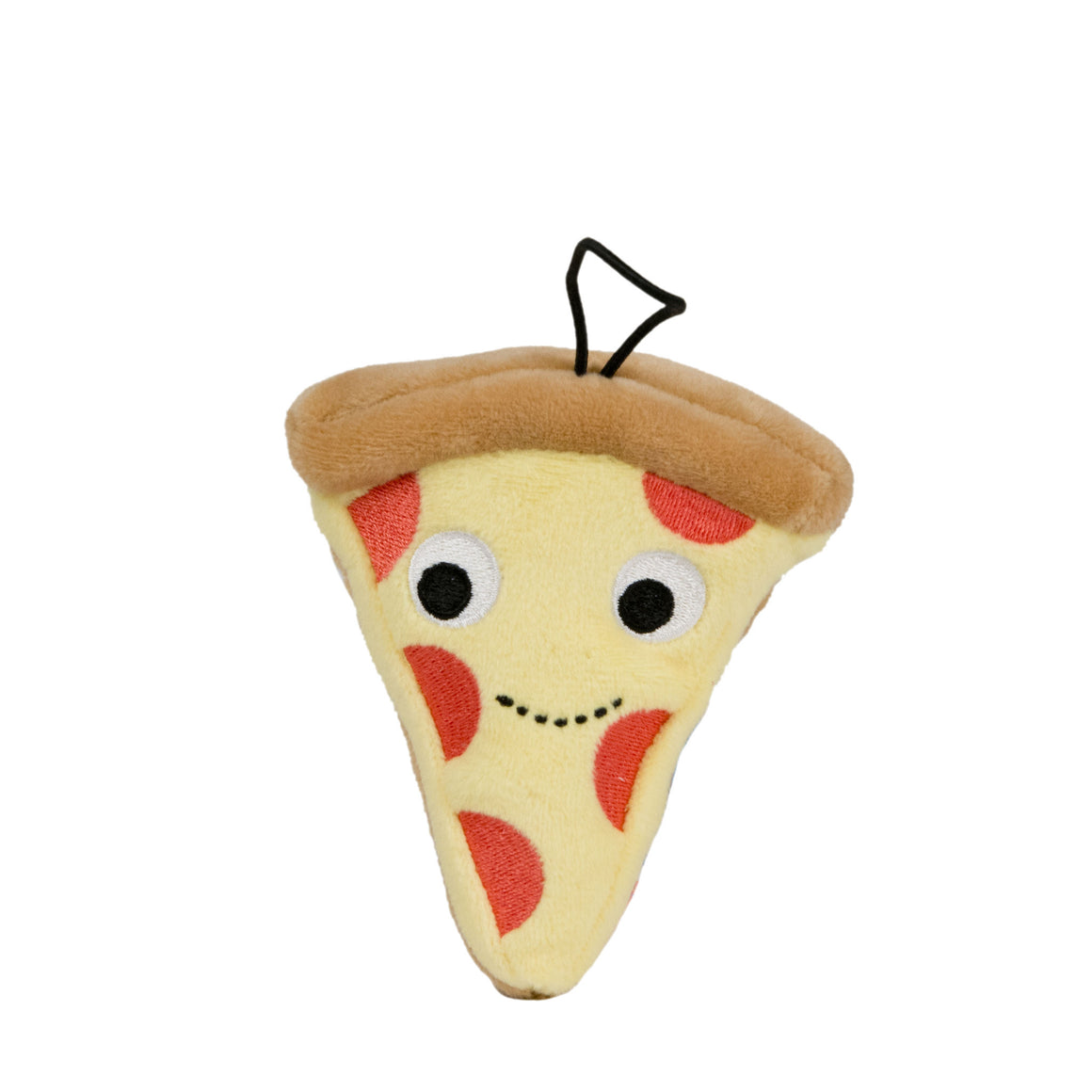 Yummy World Cheesy Pizza Pie Mini 4-inch Plush
