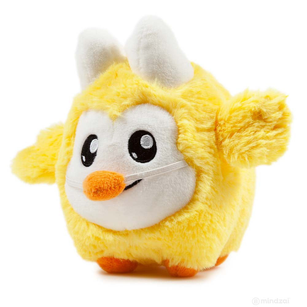 Chick Suit Litton Springtime Plush by Kidrobot