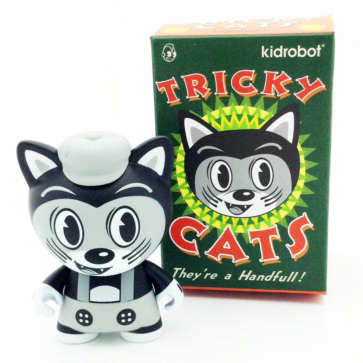 Tricky Cats Mini Series - Classic Tricky Cat