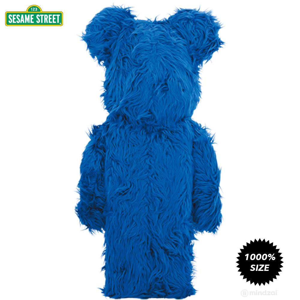 *Pre-order* Cookie Monster Costume Version 1000% Bearbrick Set by Medicom Toy