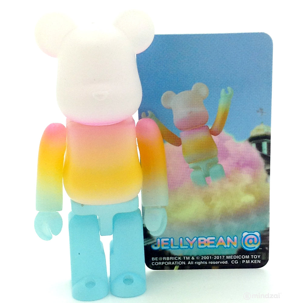 Bearbrick Series 34 -  Jellybean (Cotton Candy)