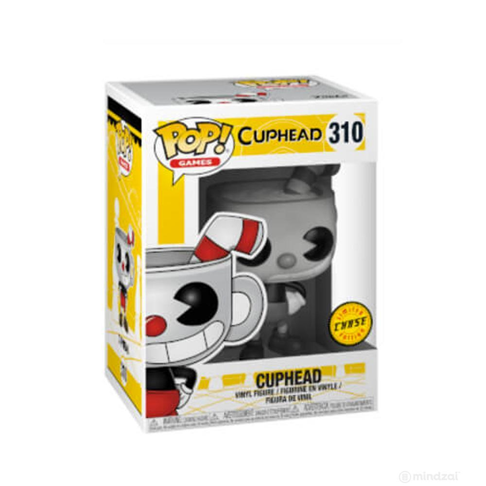 Cuphead POP! Vinyl Figure Limited Chase Edition by Funko