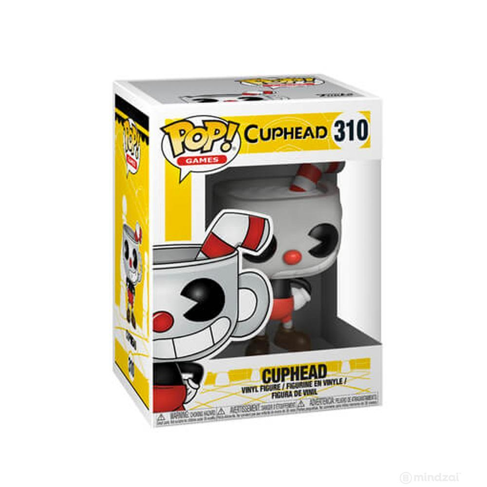 Cuphead POP! Vinyl Figure by Funko