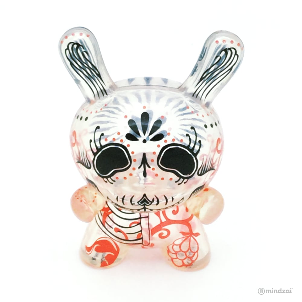 Dunny Series 2010 - Damarak the Destroyer Clear