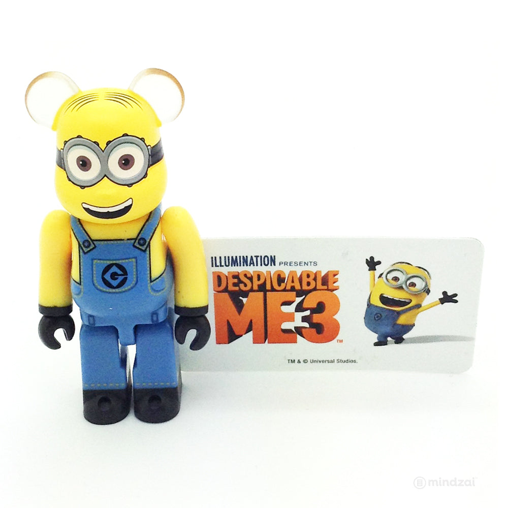 Bearbrick Series 34 - Dave Minion Despicable Me 3 (SF)