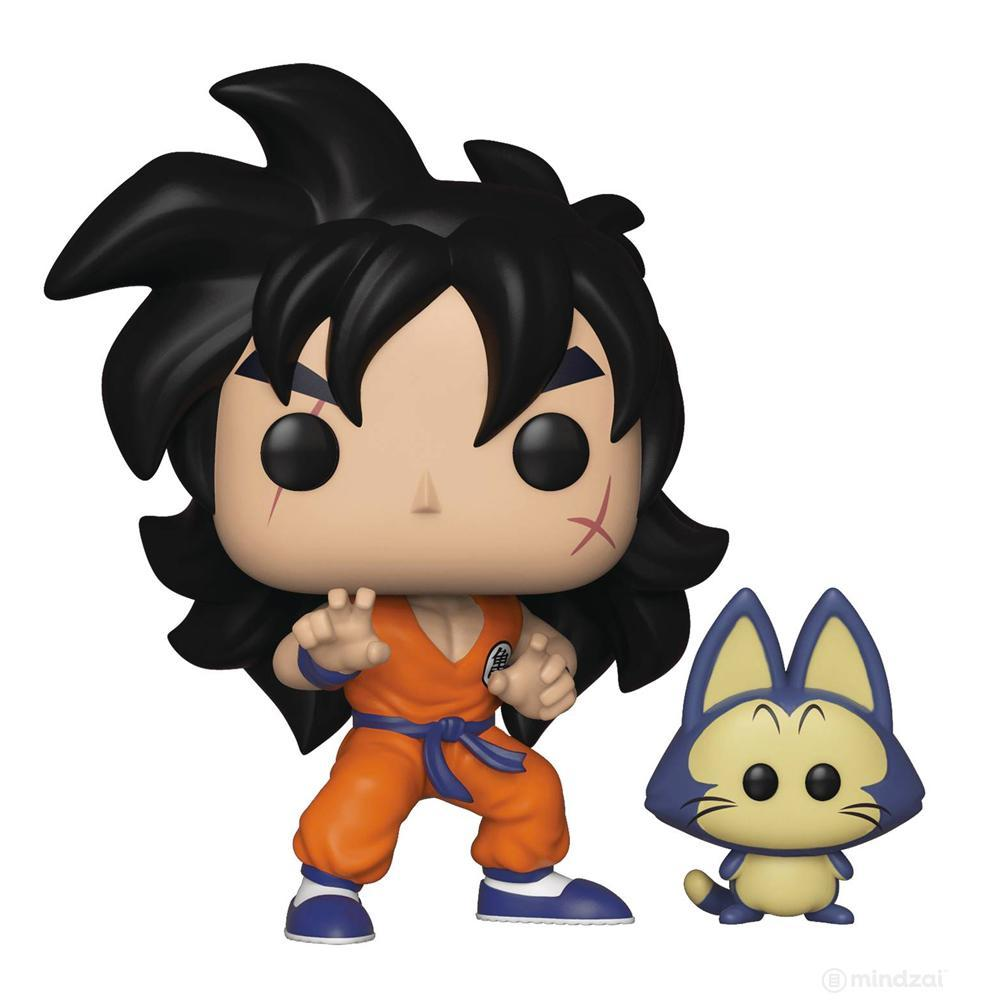 DBZ S5: Yamcha and Puar POP! Vinyl Figure by Funko