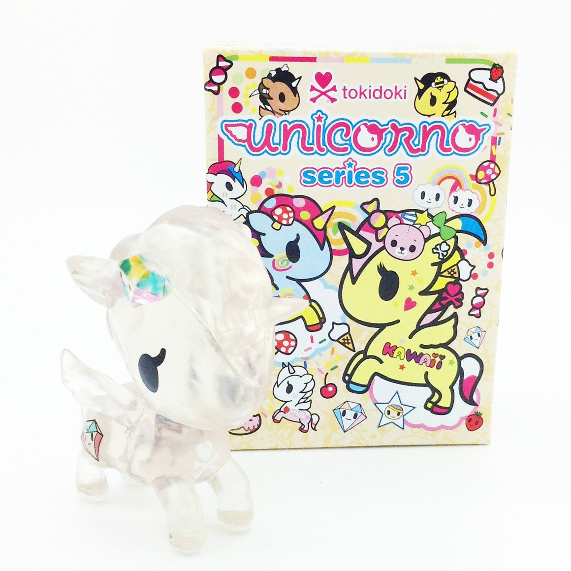 Unicorno Series 5 by Tokidoki - Diamante (Chase)