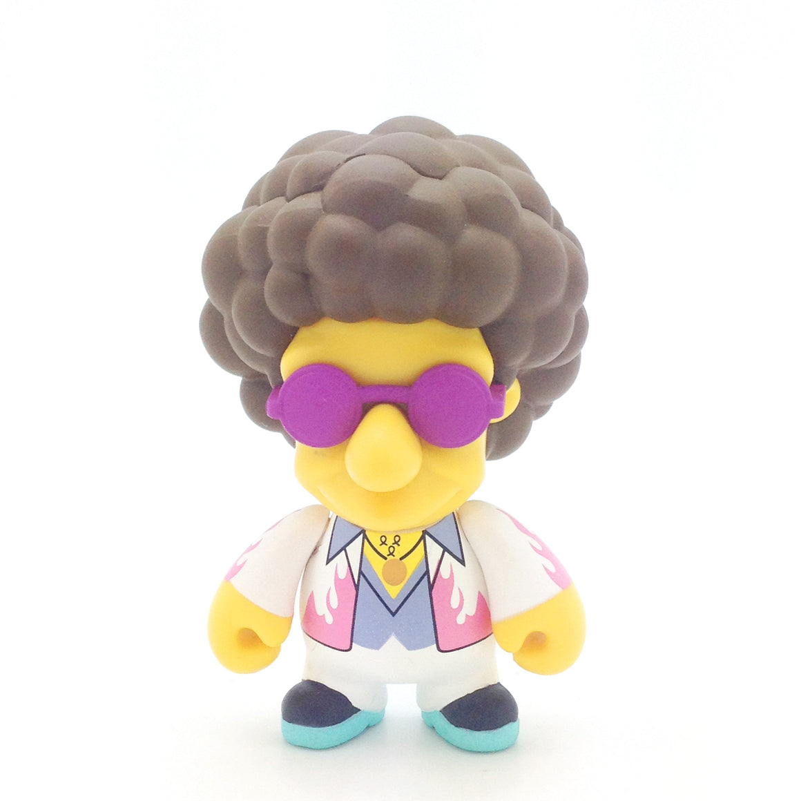 The Simpsons Mini Series 2 - Disco Stu - Mindzai