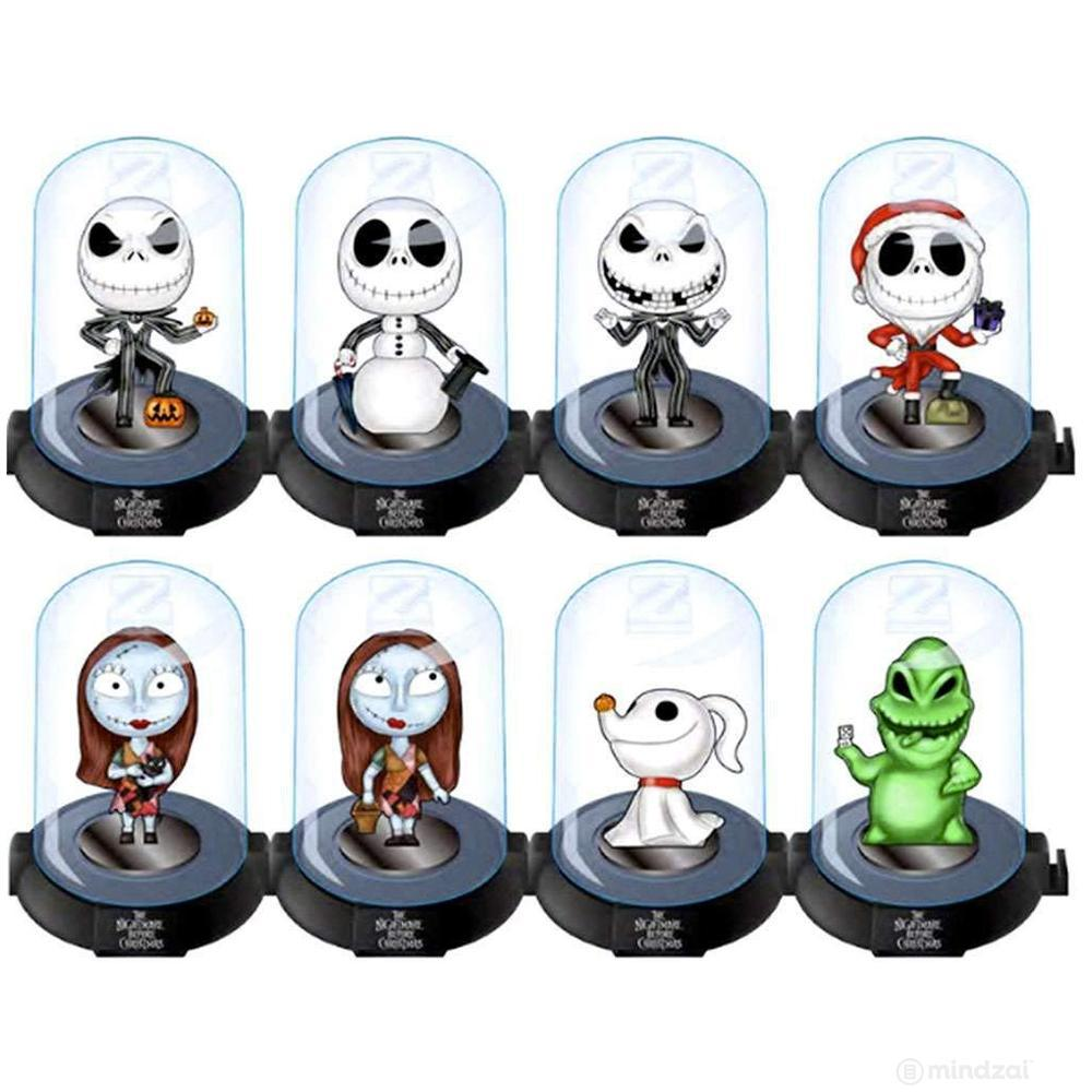 Disney Nightmare Before Christmas Original Mini\'s Domez Mini Figures ...