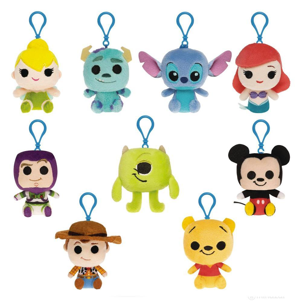 Disney and Pixar Mystery Minis Plushies by Funko