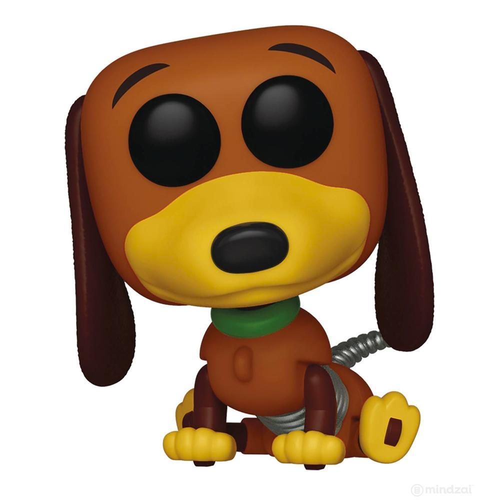 Disney Pixar Toy Story: Slinky Dog POP! Vinyl Figure by Funko