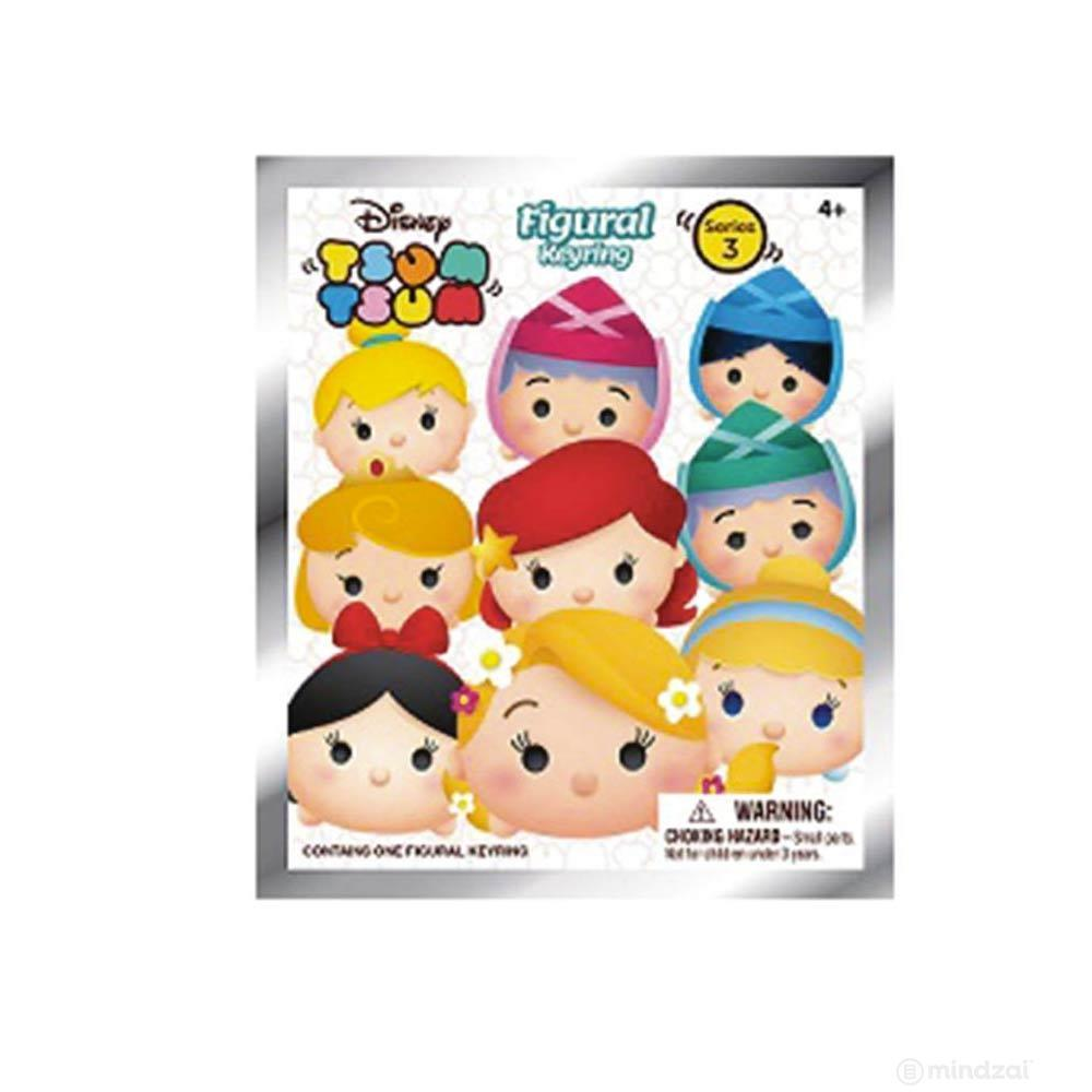 Disney Tsum Tsum Series 3 Figural Keyring Blind Bag