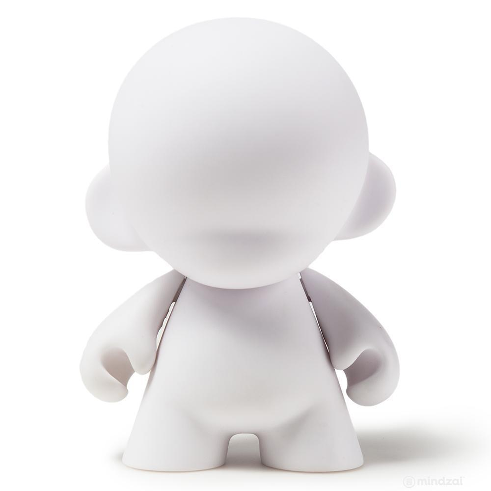 "Munnyworld 4"" Munny Blank Art Toy by Kidrobot"