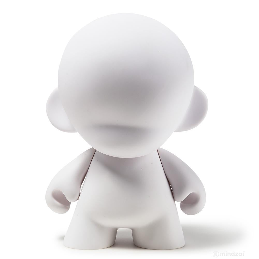 "Munnyworld 7"" Munny Blank Art Toy by Kidrobot"