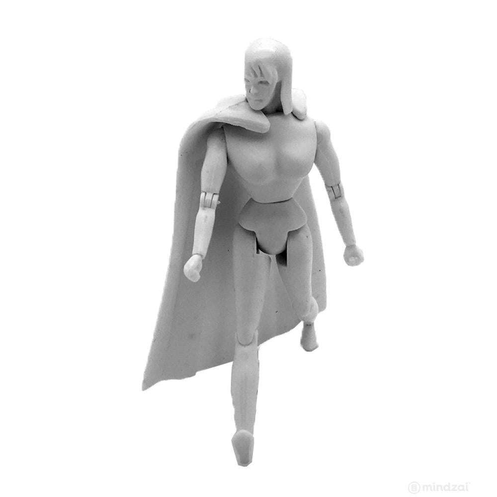 DIY Super Hero Action Figure - Female from Emce Toys