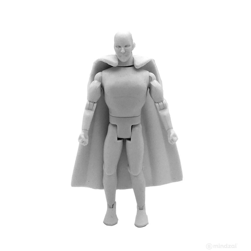 DIY Super Hero Action Figure - Male B from Emce Toys