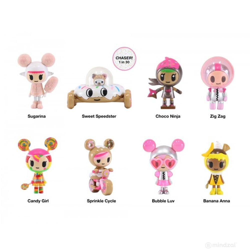 Donutella And Her Sweet Friends Series 2 Blind Box Mini Figures