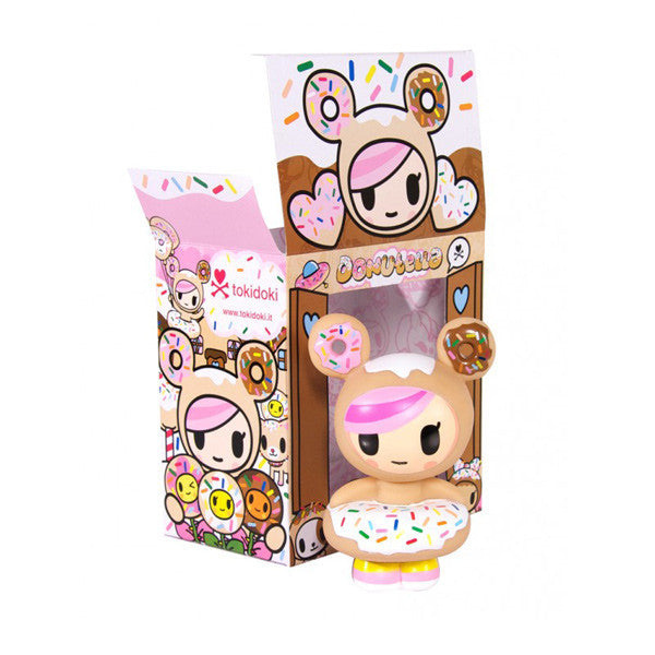 Donutella Vinyl Toy by Tokidoki - Mindzai  - 1