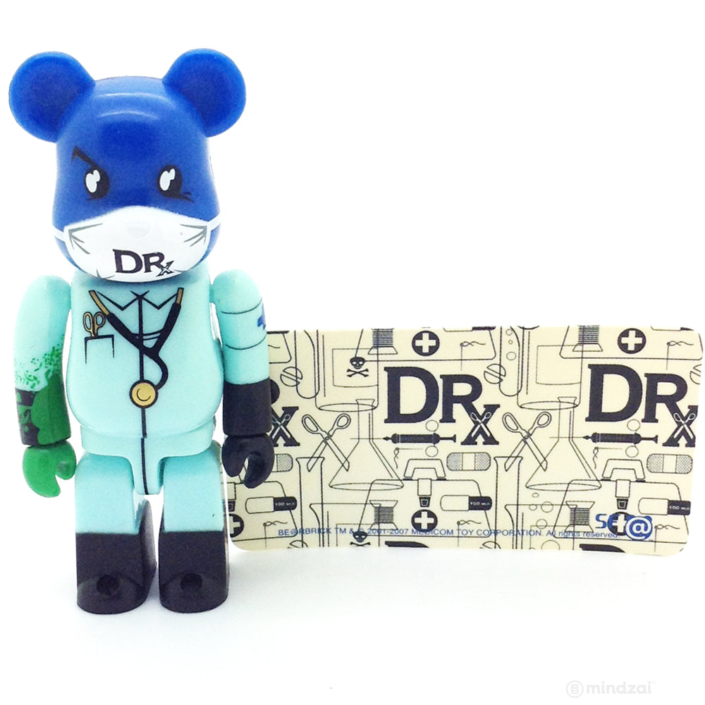Bearbrick Series 14 - Dr X by Dr. Romanelli (SF)