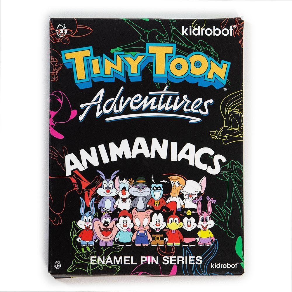 Tiny Toons Adventures Blind Box Enamel Pins by Kidrobot - Pre-order