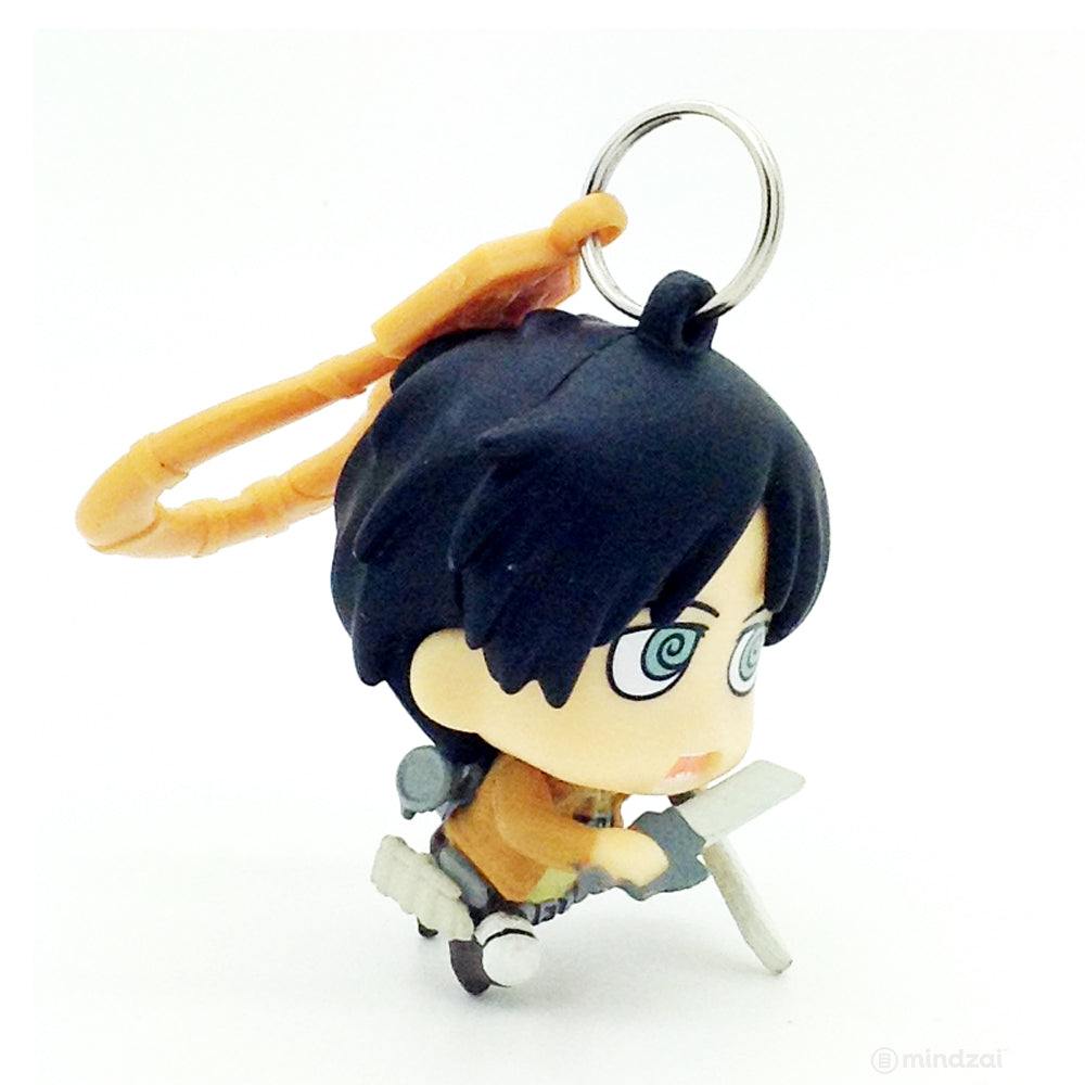 Attack on Titan Backpack Hangers Blind Bag - Eren Jaeger