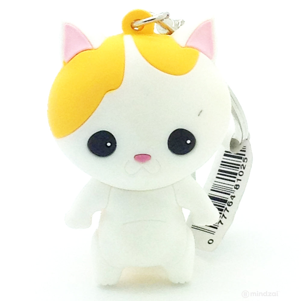 Purrfect Pets Cats Series 2 Figural Keychain - Exotic Shorthair