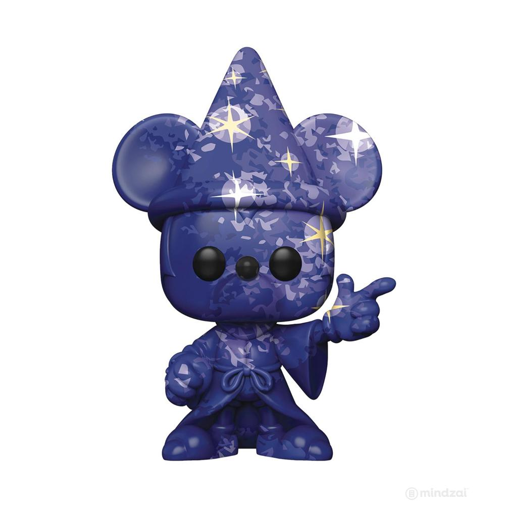Disney Fantasia: Mickey (POP Art Ver. 1) POP Toy Figure by Funko