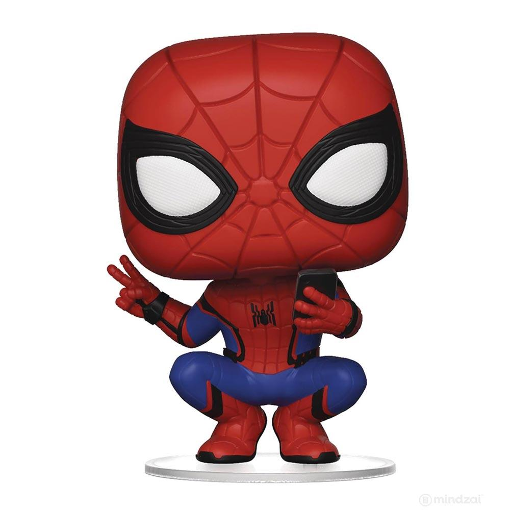 Spider-Man Far From Home Spider-Man (Hero Suit) POP! Vinyl Figure by Funko