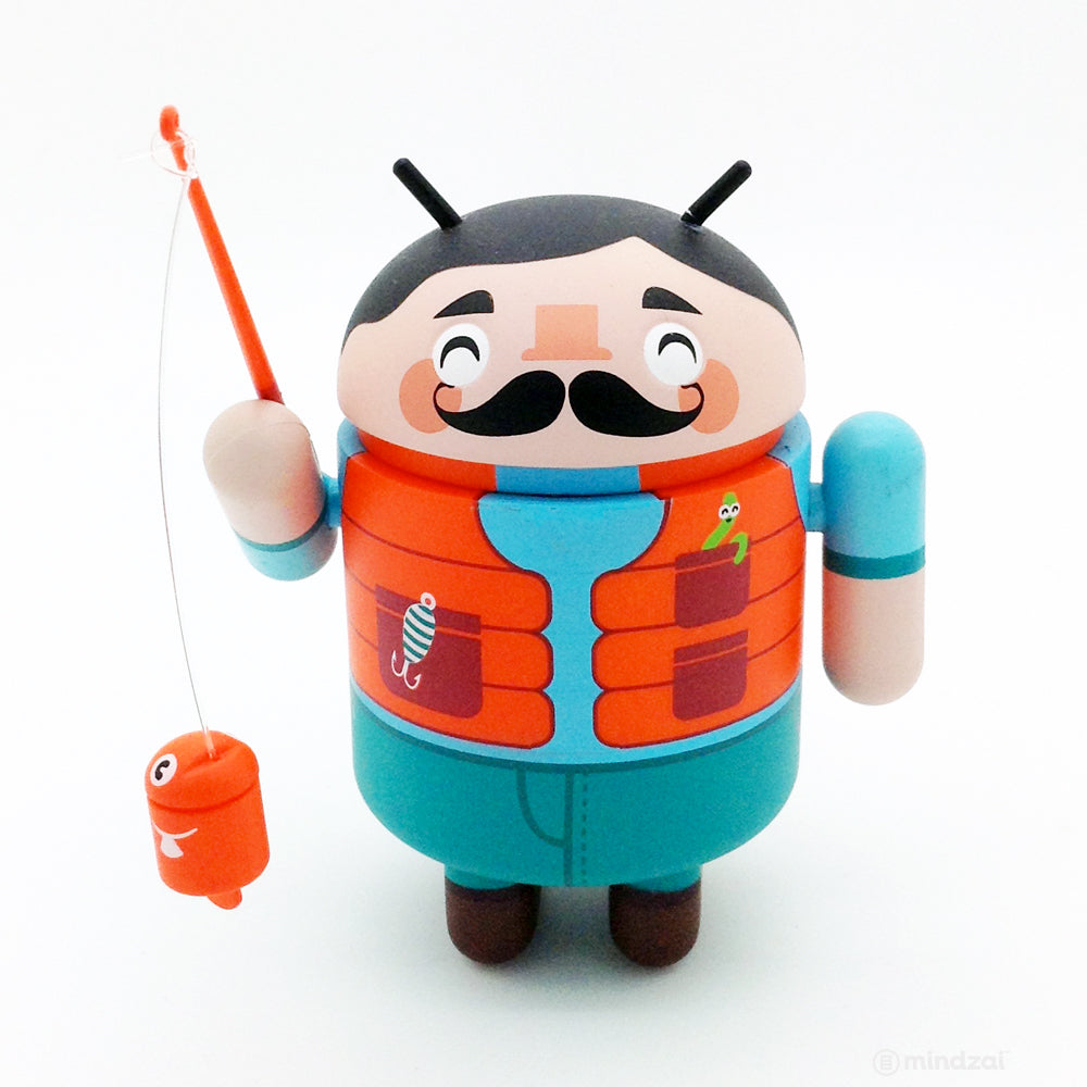 Android Series 4 - Fisherman