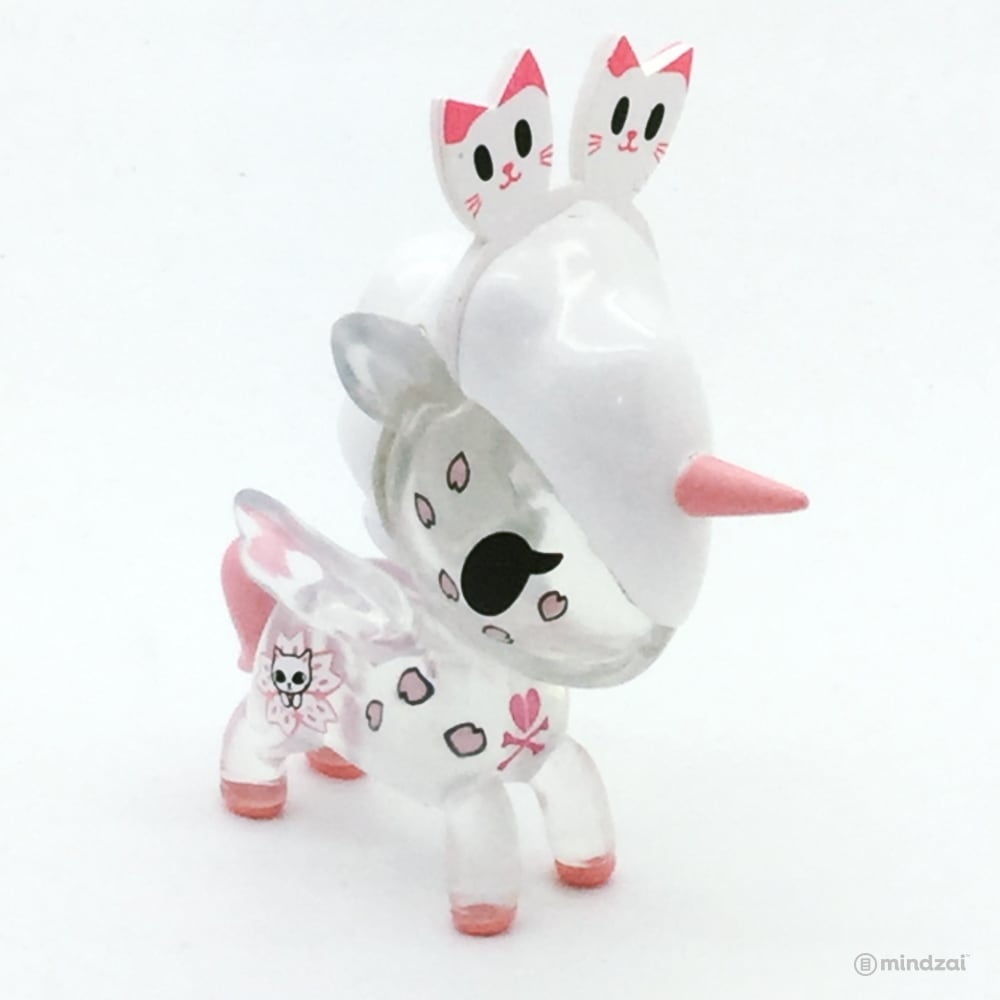 Cherry Blossom Unicorno Blind Box by Tokidoki - Fubuki (Chaser)