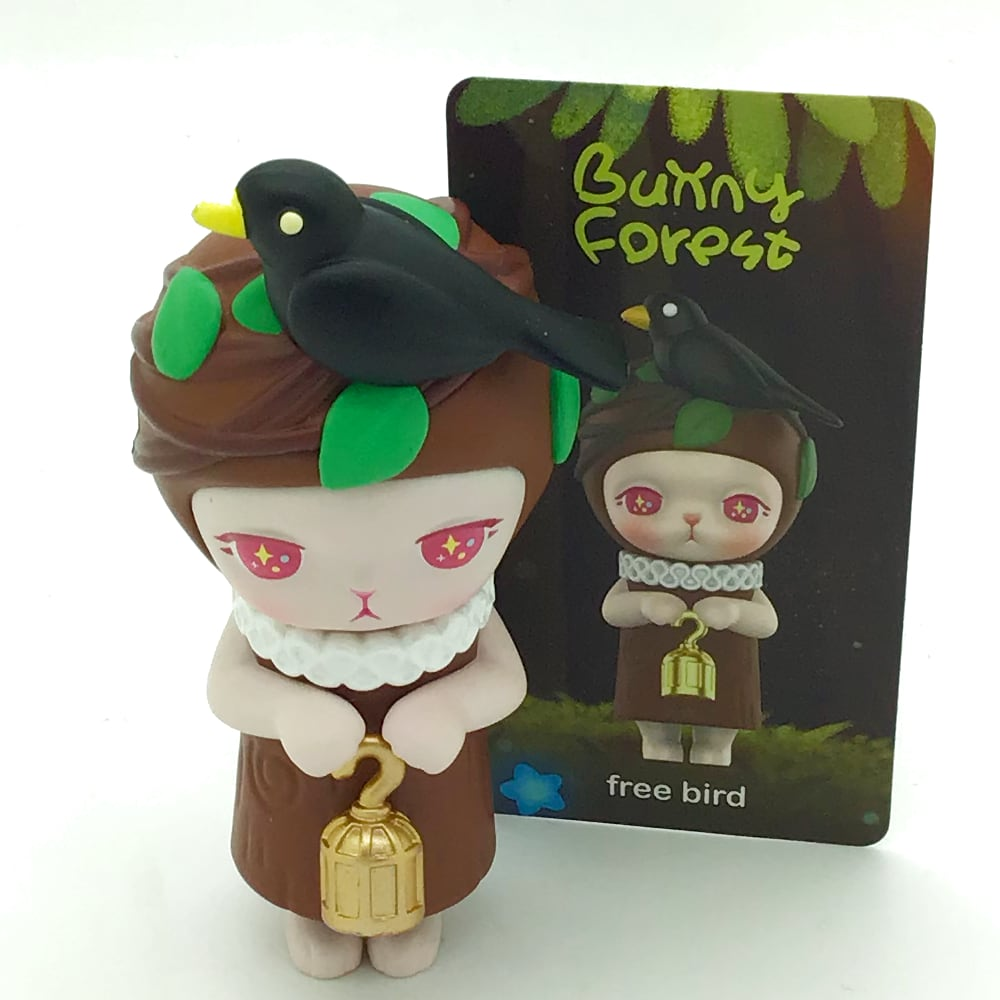 Bunny Forest Blind Box Toy Series by POP MART - Free Bird
