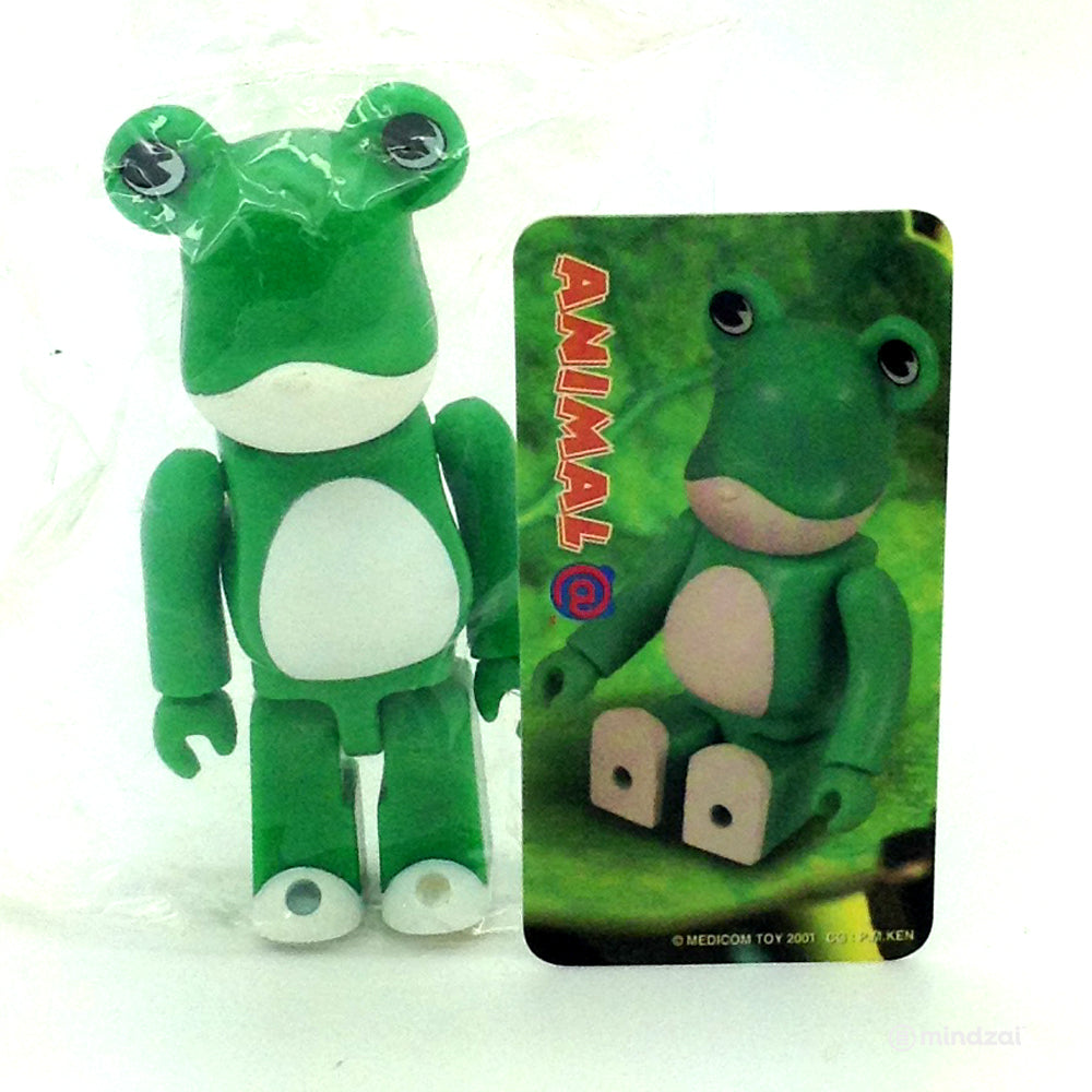 Bearbrick Series 1 - Frog (Animal)