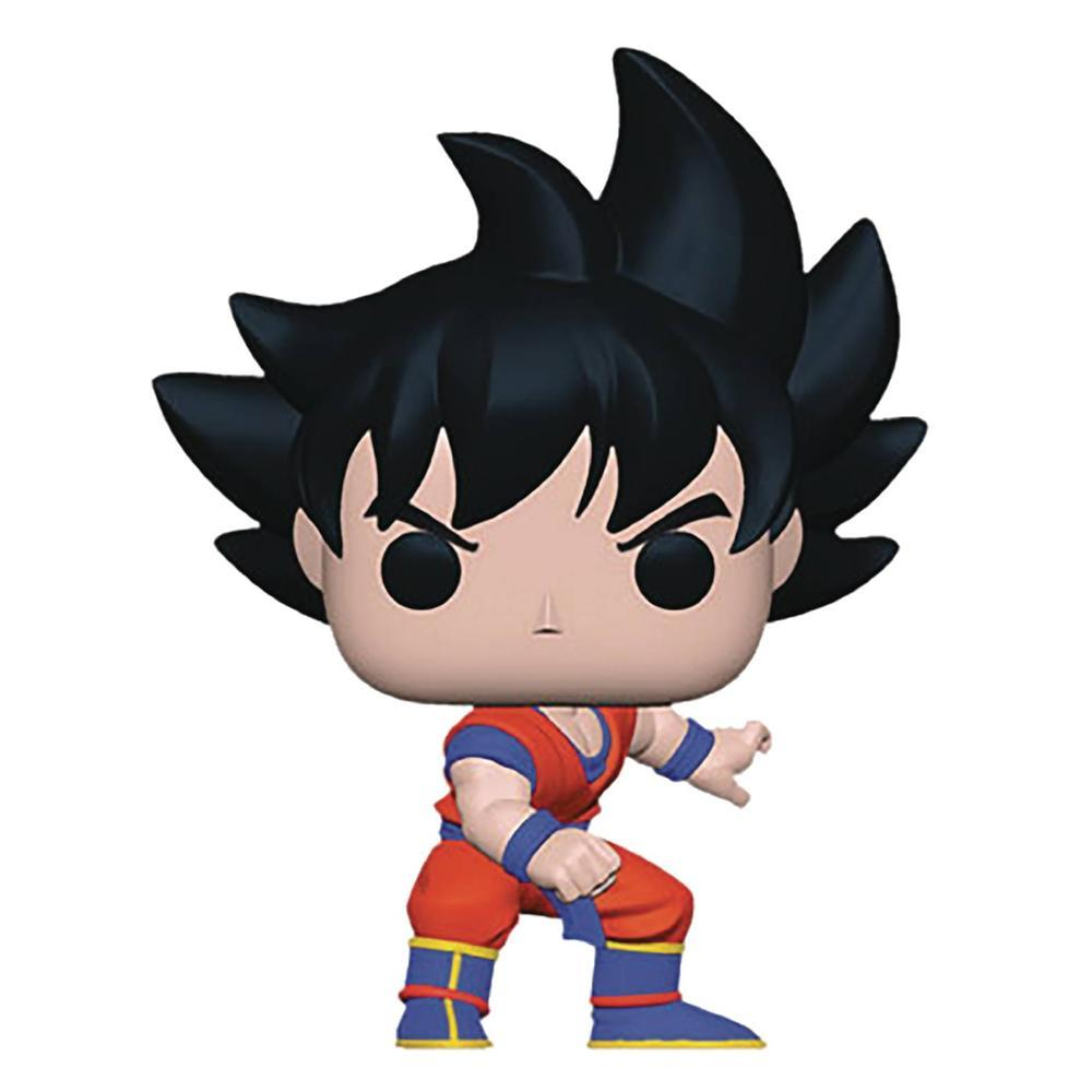 DBZ Goku POP! Vinyl Figure by Funko