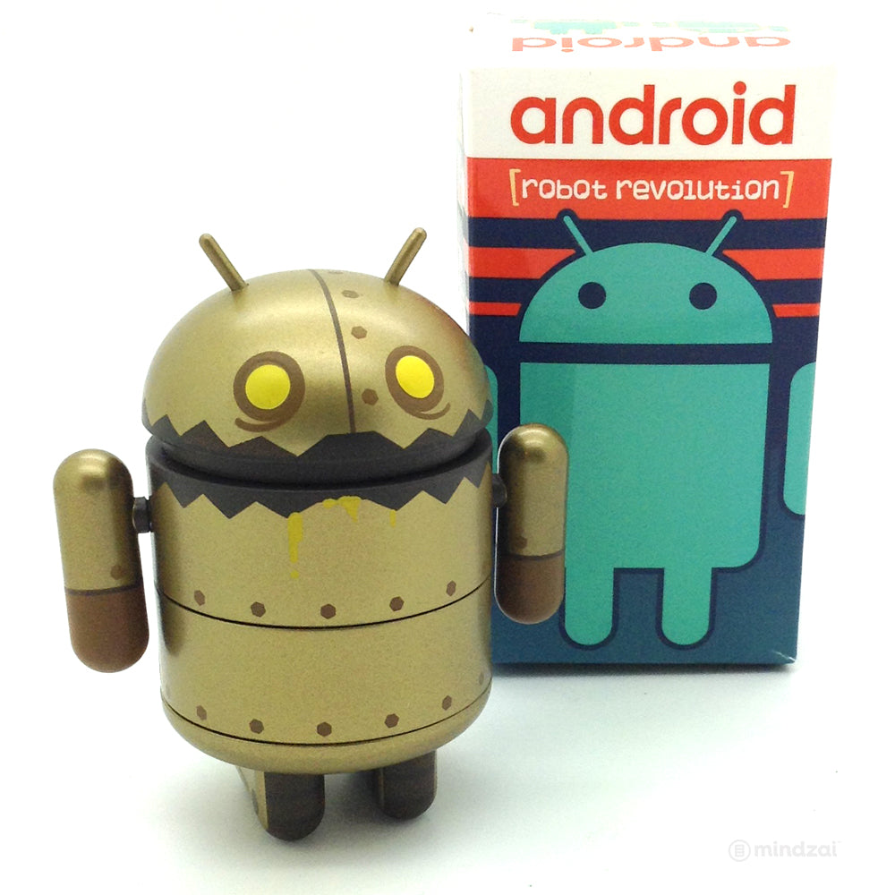 Android Series - Robot Revolution - Andrew Bell Chompsky Variant Chase