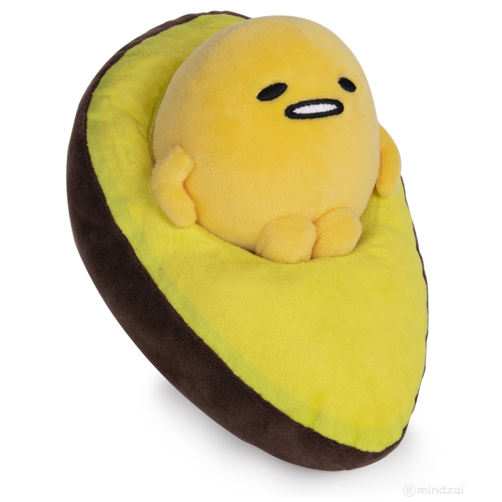 Gudetama in an Avocado 9-inch Plush by Gund