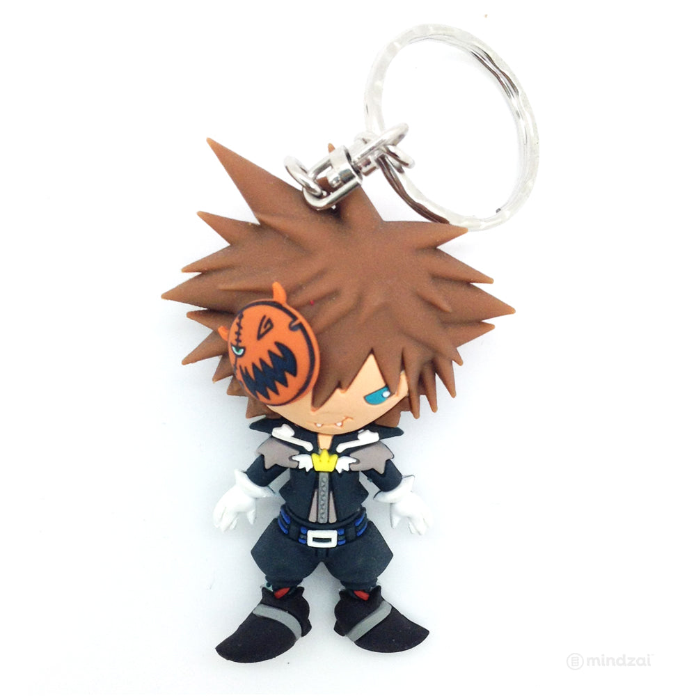 Kingdom Hearts Series 3 Figural Keyring Blind Bag - Halloween Sora