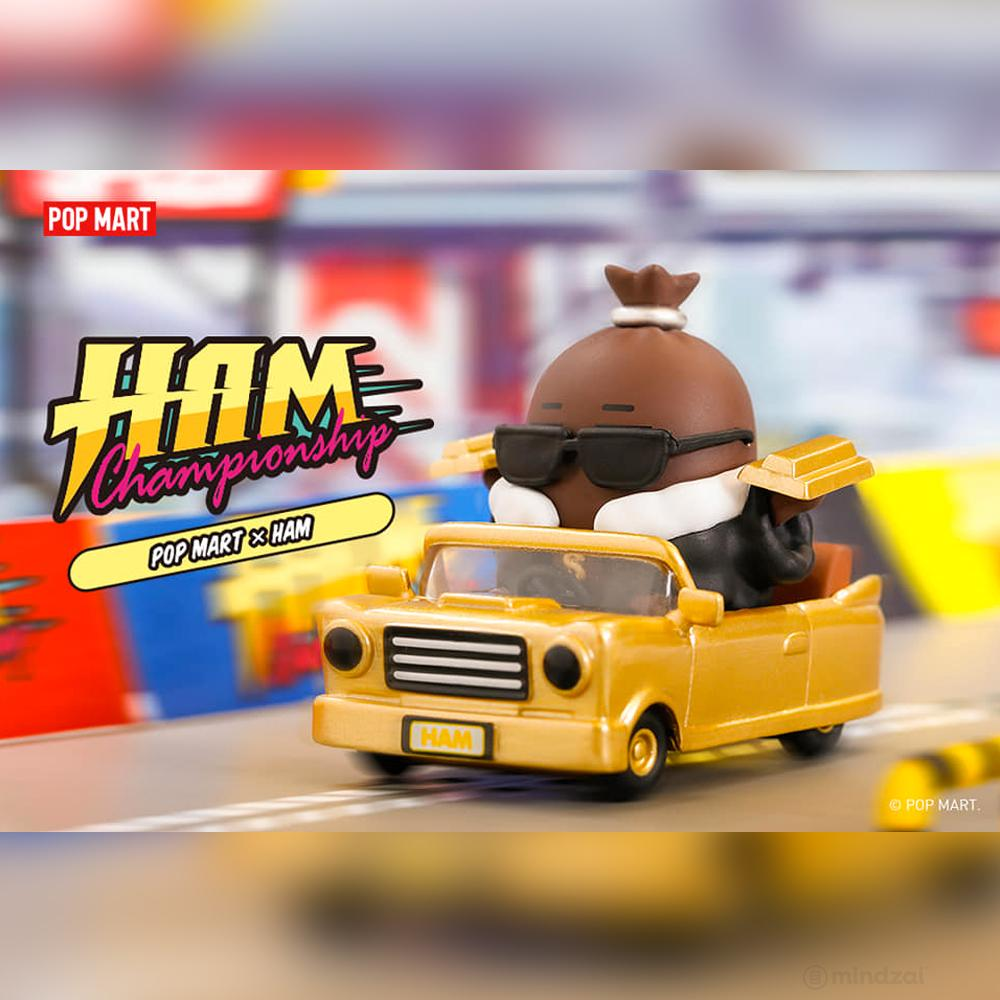Ham Championship Blind Box Series by Ham x POP MART