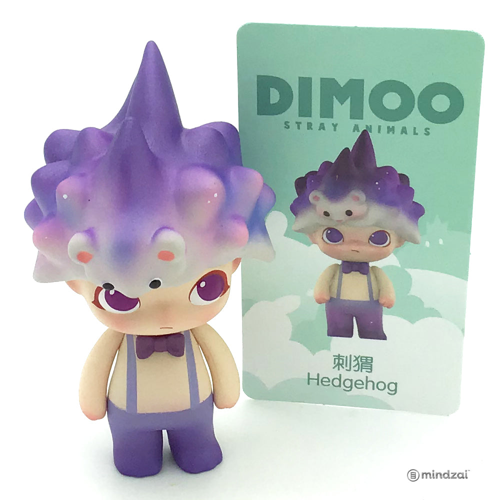 Dimoo Stray Animals Blind Box Series by Dimoo x POP MART - Hedgehog